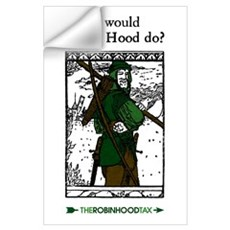 Robin Hood Wall Art Wall Decal